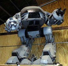 ED-209 from Robocop