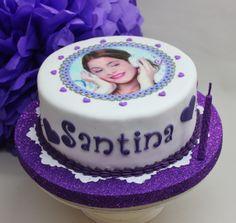 Violetta Cake by Violeta Glace