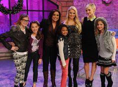 Jessica & Ashlee Simpson's Fashion Show