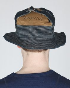 Restock Kapital Old Man and Sea Hat Made in Japan