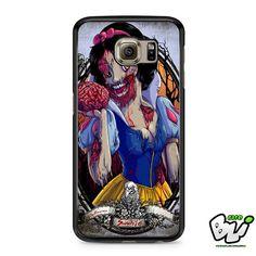 Zombie Snow White Samsung Galaxy S6 Case