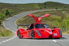 Radical RXC Ford V6 engine, producing 380bhp and 320lb ft. 0-60mph in 2.8 seconds, and top out at 175mph. Quaife seven-speed paddle shift ge...
