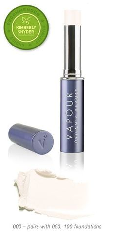 Vapour Organic Beauty Illusionist Concealer, Award Winning, Anti-Aging, Organic Foundation, Primer, Concealer