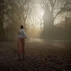 Photo by Leszek Bujnowski. His work is amazing.