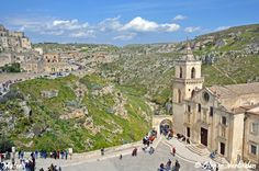 Matera, City of the Sassi (UNESCO World Heritage Site), Apulia (March 2016) / #Matera #Unesco #Sassi #Apulia #Puglia #Pouilles #Italy #Italia #Italie #Authentic #Emotions #Experiences #Trip #Viaggio #Voyage #Gastronomy #Gastronomia #Gastronomie #Discovery #Scoperta #Découverte #WeAreinPuglia #ApuliaEventsExperiences #AEE