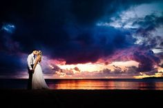 Cute newly weds+ BREATHTAKING Scenery= Breath taking picture!
