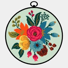 Cross Stitch Designs, Cross Stitch Patterns, Stitch App, Cross Stitch Flowers, Cross Stitching, Needlework, Kids Rugs, Embroidery, Sewing