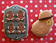 cookies originales #cookies #navidad #christmas #galletas #funfood