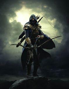 Elder Scrolls Online Brenton Archer