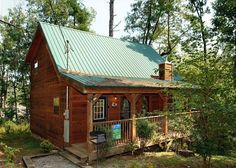 Above The Falls 144 | 1 Bedroom Cabins | Pigeon Forge Cabins | Gatlinburg Cabins