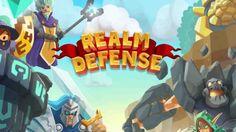 Realm Defense: Hero Legends TD MOD APK v1.7.3 (Unlimited Money) - https://app4share.com/realm-defense-hero-legends-td-mod-apk-v1-7-3-unlimited-money/ #RealmDefense #modapk #androidmodapk #apkmod