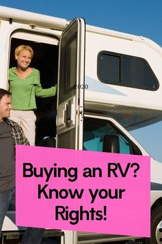 Thinking of buying an RV? Know your Rights, RV Lemon Law, Hire Inspection. What to look for when buying an RV. How to avoid buying a lemon/ RV Groovin Life Camper Hacks, Rv Hacks, Camping Life, Rv Life, What To Bring Camping, Rv Trailers, Travel Trailers, Camping Trailers, Lemon Law