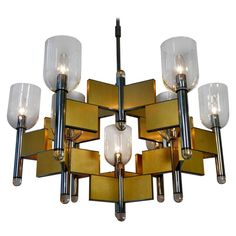 Sciolari Chandelier   From a unique collection of antique and modern chandeliers…
