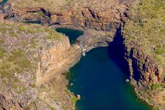Mitchell Falls - Kaskaden & Pools - Kimberley Outback - Western Australia
