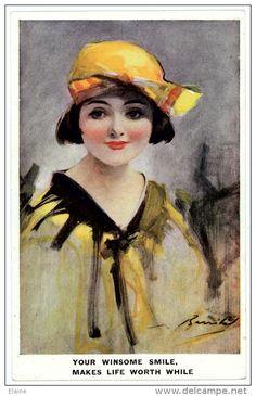 Art Deco Darling by William Barribal