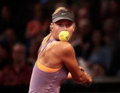 Maria Sharapova de retour à la compétition. La Russe tenante du titre à Stuttgart  débute sa saison sur terre battue.