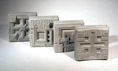 Frank Lloyd Wright Tile Paperweights