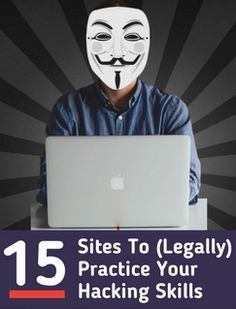 13 More Hacking Sites to (Legally) Practice Your InfoSec Skills Life Hacks Computer, Computer Coding, Computer Basics, Computer Programming, Phone Hacks, Hacking Sites, Hacking Books, Learn Hacking, Hacking Programs