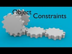 Blender Tutorial Object Constraints (Deutsch/German) - YouTube