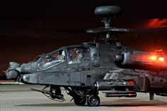 Army Air Corps Westland WAH-64D Apache AH1 ZJ174 (673 Squadron AAC Middle Wallop) - Northolt XVII 2