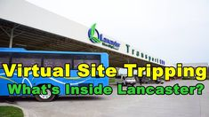 Virtual Tripping Video of Lancaster New City New City, Lancaster