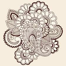 diseños tattoos flores lineas - Buscar con Google