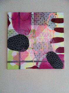 Art by Als Art by Als The post Art by Als appeared first on Best Pins. Abstract Wall Art, Art Plastique, Pattern Art, Art Techniques, Art Inspo, Creative Art, Art Lessons, Collage Art, Modern Art