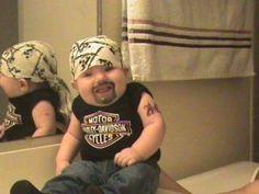 Harley Babe...