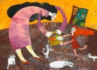Piroska és a farkas (little red riding hood)  : Jacqueline Molnár