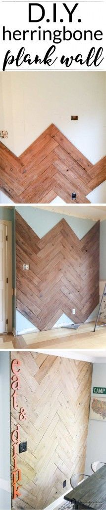 Model Of How to Install a DIY Herringbone Barn Wood Wall Pictures - Style Of herringbone wall Inspirational