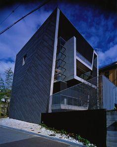 Shogo ARATANI Architect & Associates — Trapezoid