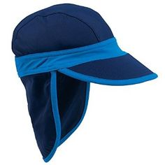 Amazon.com: Sun Smarties Baby Toddler UPF 50+ Sun Protection Sporty Flap and Brim Hat: Baby