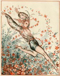 La Vie Parisienne 1924 ~ Armand Vallee