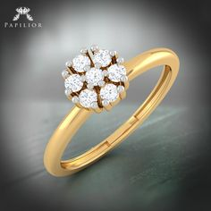 Stay Focused and Extra sparkly #diamond #ring #diamondring #goldring #diamondringonline #diamondringwomen #goldringonline #gift