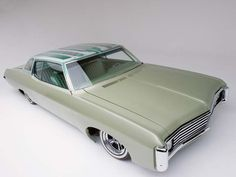 1969 Chevrolet Impala by Jesse James
