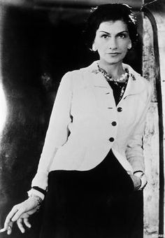 Young Coco Chanel | Source: google
