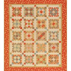 On A Whim Quilt Pattern By Pams Piece By Piece , Pieced Patterns | Quilterswarehouse