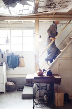 Yuriko Takagi – Photographer at her Studio in Tokyo « the selby