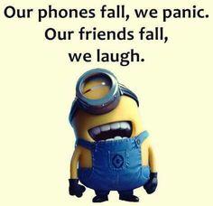 Ideas For Funny Cartoons Jokes Humor Minions Quotes Minion Jokes, Minions Quotes, Funny Minion, Minion Sayings, Funny Cartoons, Funny Jokes, Hilarious, Funny Insults, Minions Love