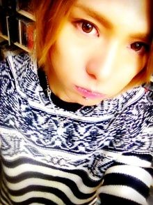 Ah mannnn he's really out of this world *0* so gonna meet ダウト next year :3 #visualkei #kouki #d=out