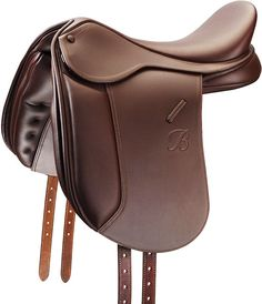 Bates Pony Show - Cut along traditional lines, the Bates Pony Show saddle combines high performance benefits with a refined appearance. The Bates Pony Show saddle features leather covered buttons, stitched stirrup keeper loop, a deep pony seat and quilted panel points to show off the best of your horse.
