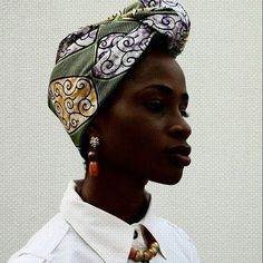 "Head wraps or ""gele"", are not only culturally correct for African and African-American women, they are also beautiful. Add a pair of earrings, and rock your look with confidence. Geles, work for the office, and for play time. They can be used to dress an outfit up, or worn with casual styles. They are also, easy on the wallet. A few pieces can be mixed and matched to give you several different looks."