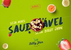 "Check out this @Behance project: ""Branding - Billy Jhin 