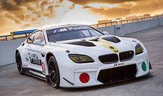 2017 BMW M6 GTLM Art Car is FAST