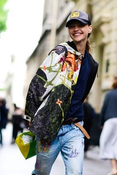 Chicest looks from the streets of Paris