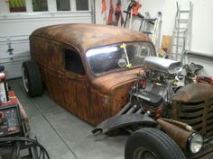 "Modern Masters Metal Effects Rust - KillBillet.com ""The Rat Rod Forum"