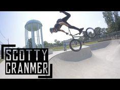 Scotty Cranmer BMX tricks fall