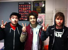 I love The Midnight Beast! The Midnight Beast, 3 Boys, Facial Expressions, Boy Scouts, My Love, Celebrities, Music, Singers, Bands