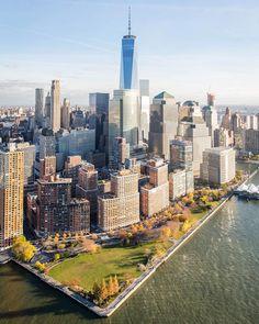 New York City Feelings - Downtown angles @ch3m1st | @flynyon @nyonair