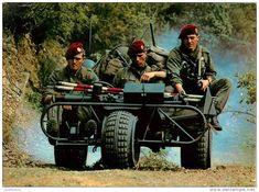 La FN AS 24 en servicio: De maniobras con la Brigada Para-comando Belga, su única usuaria. Más en www.elgrancapitan.org/foro
